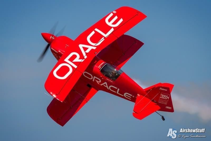 Airshow Legend Sean D. Tucker To Retire From Solo Aerobatics In 2018