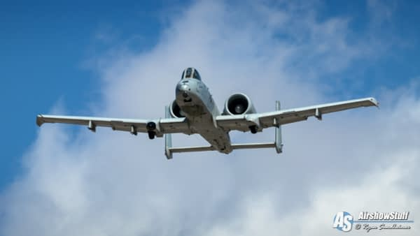 A-10 Thunderbolt II - Warthog - AirshowStuff