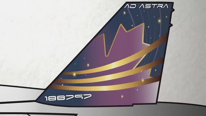 Canada's CF-18 Hornet Demonstration Team Unveils Special Paint Design For 2019 Airshow Season
