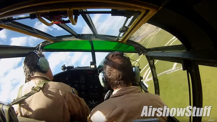 "Video Highlight: Take A Ride In The B-25 Mitchell ""Show Me"""