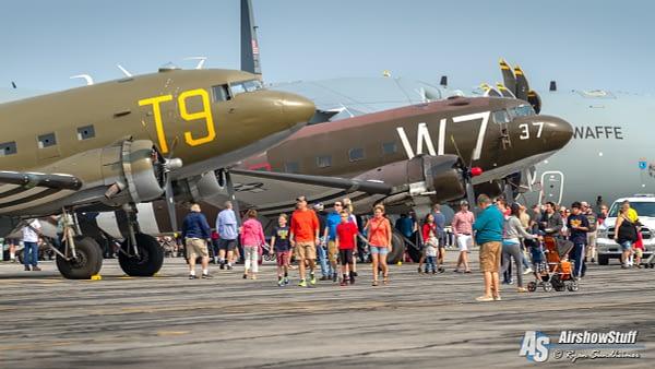 C-47 Skytrains - Daks Over Normandy