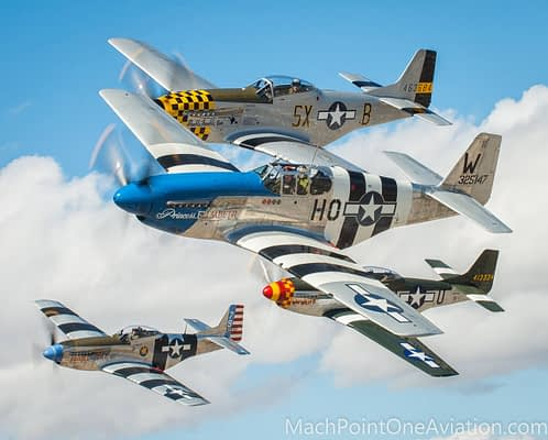 Fan Submissions: Theme Week 17 – P-51 Mustang