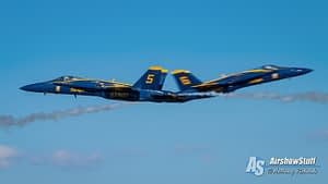 US Navy Blue Angels - EAA AirVenture Oshkosh 2017