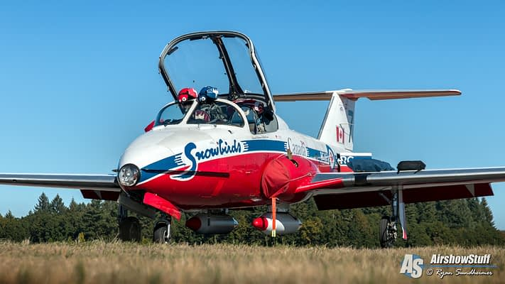 Snowbirds Confirm One Team Member Dead, Another Injured Following Crash