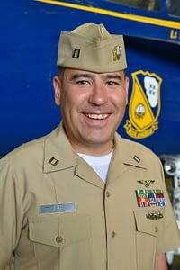 Navy Lt. Brian Abe