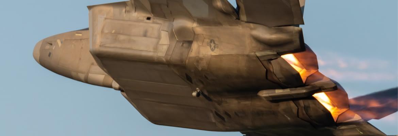 F-22 Raptor - AirshowStuff