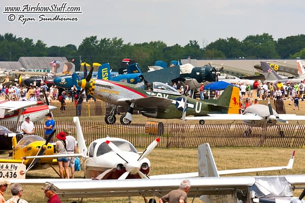 Join The Action At EAA AirVenture Oshkosh 2019!