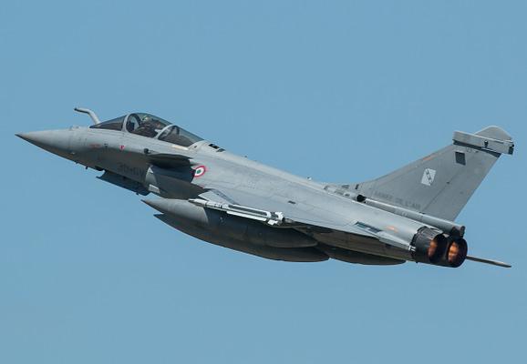 Atlantic Trident 2017 Exercise Combines Eurofighters, Rafales, And Raptors To Strengthen Ties Between Allies