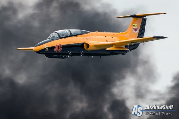 L-29 Delfin - Quad Cities Air Show 2015 - Patrick Barron