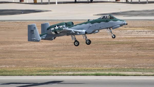 A-10 Thunderbolt II Demo Team - WWII Heritage Paint Scheme - AirshowStuff
