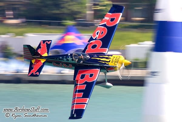 Red Bull Air Race 2017 Schedule