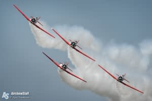 Aeroshell Aerobatic Team - EAA AirVenture Oshkosh