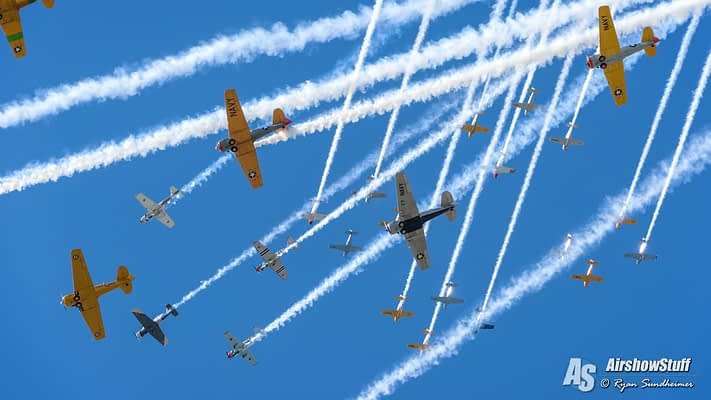 2016 EAA AirVenture Daily Airshow Schedules Announced