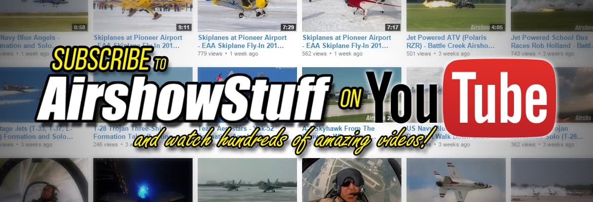 AirshowStuff on Youtube