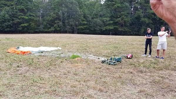 Snowbird Crash in Atlanta - AirshowStuff