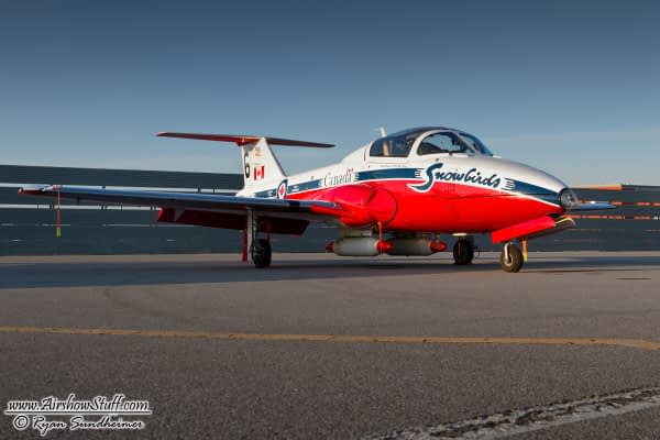 General Aviation Pilots Band Together To Finish Operation Inspiration For The Snowbirds Following Tragic Crash