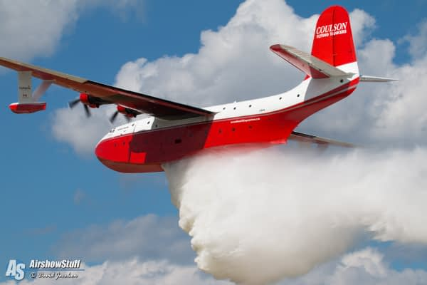 Martin Mars Stars In AirVenture Lineup, Recovers From Damage