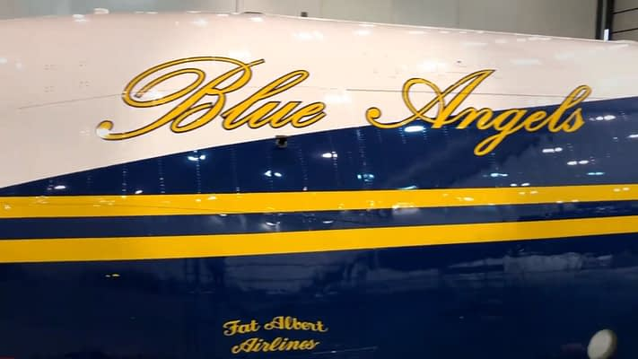 Video: Fat Albert Will Rejoin The Blue Angels This Year