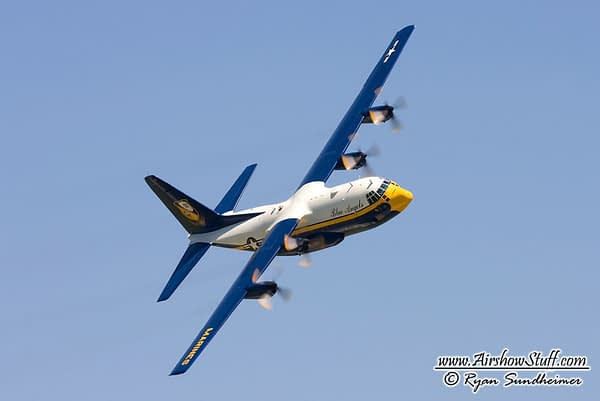 Fat Albert Returns to Shows at Pensacola Beach Airshow
