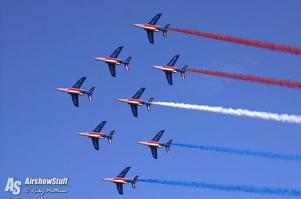 Patrouille de France in the United States