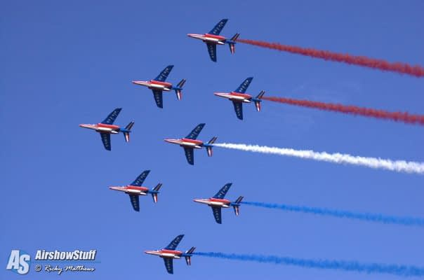 Patrouille de France To Perform In The United States In 2017