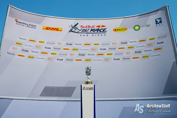 Red Bull Air Race World Championship - San Diego 2017 - Trophy