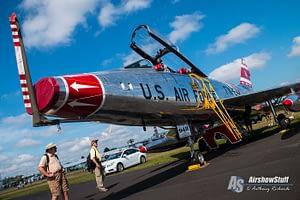 F-100 Super Sabre Nose