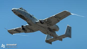A-10 Thunderbolt II / Warthog - AirshowStuff